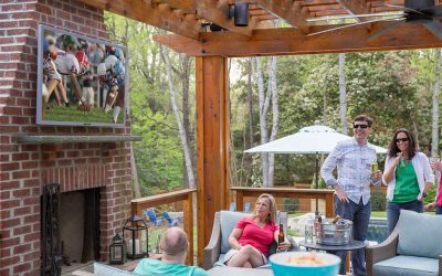 5 Tips for Choosing the Right Outdoor TV for Your Patio or Deck