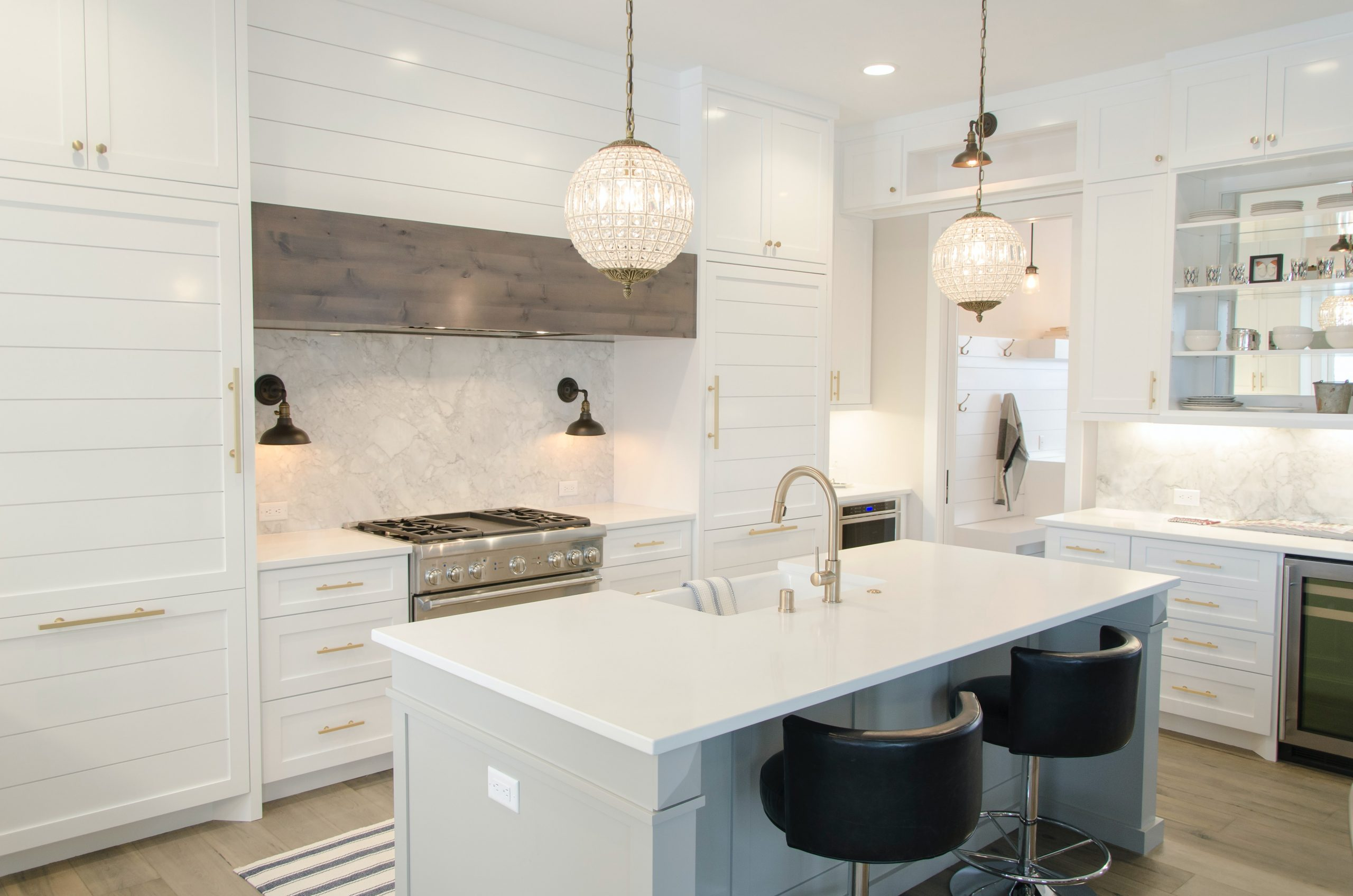 smart lighting kitchen