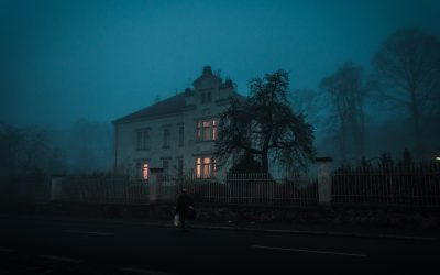Things That Go Bump in the Night – Spooky Home Security Stories